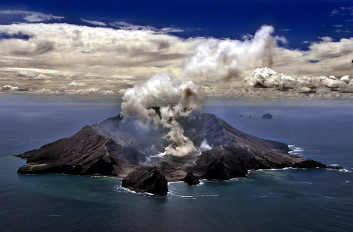 At Least One Dead, More Missing in Eruption of New Zealand Volcano
