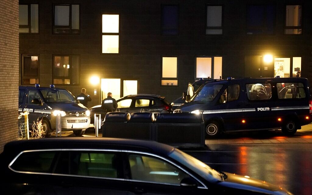 Denmark police say terror attack plans foiled, 20 arrested