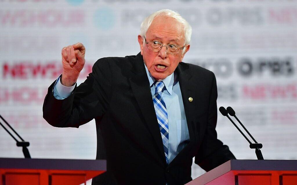 Sanders: Netanyahu is 'racist,' US must also be pro-Palestinian