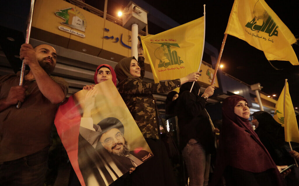 Lebanon's Hezbollah insists on a coalition government to solve 'dire' situation