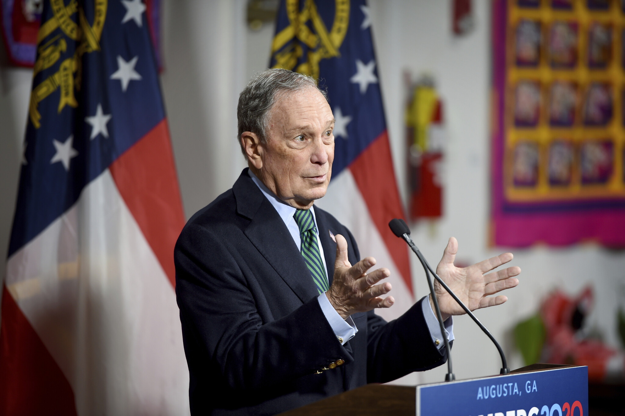 2020 Black History Month Events Nyc.2020 Newcomer Bloomberg Stepping Onto International Stage