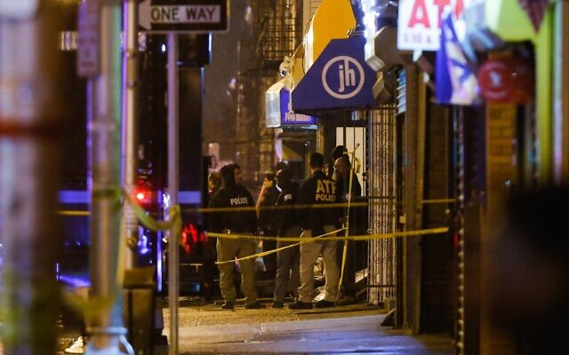 Mayor: Jersey City market where 3 were killed was targeted by gunmen