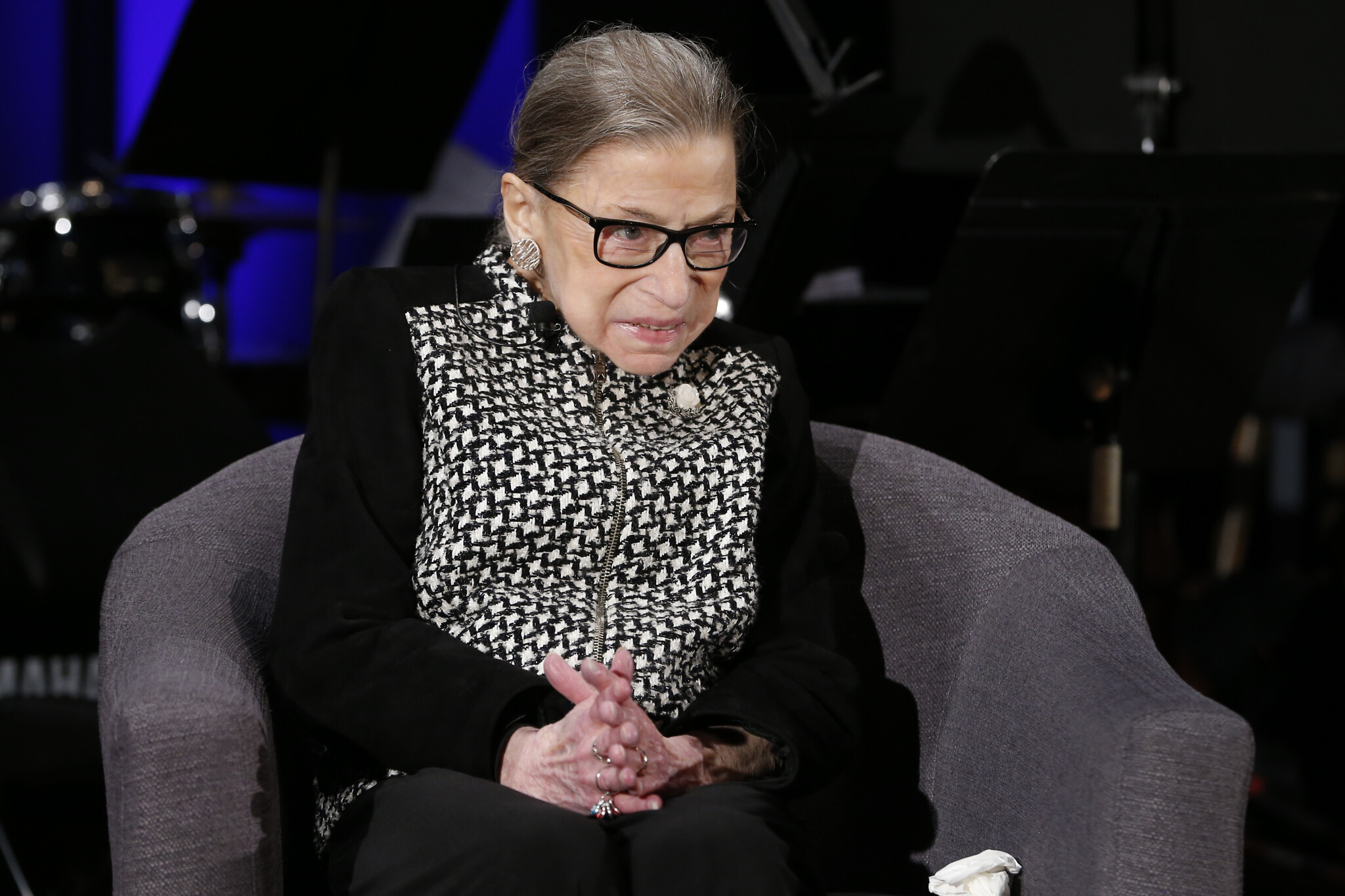 Justice Ruth Bader Ginsburg Discharged from Hospital After Possible Infection