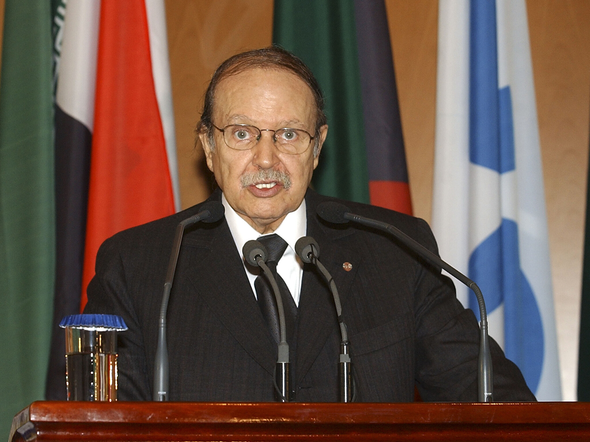 Two Algerian ex-PMs get heavy prison terms for corruption