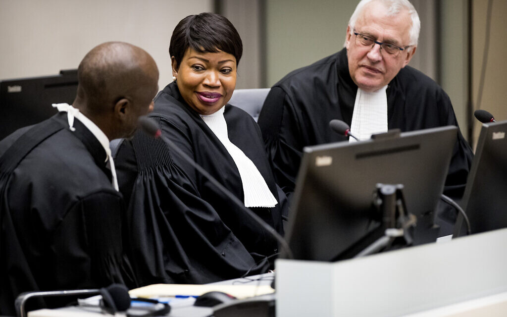 ICC prosecutor 'concerned' over Netanyahu's West Bank annexation plans