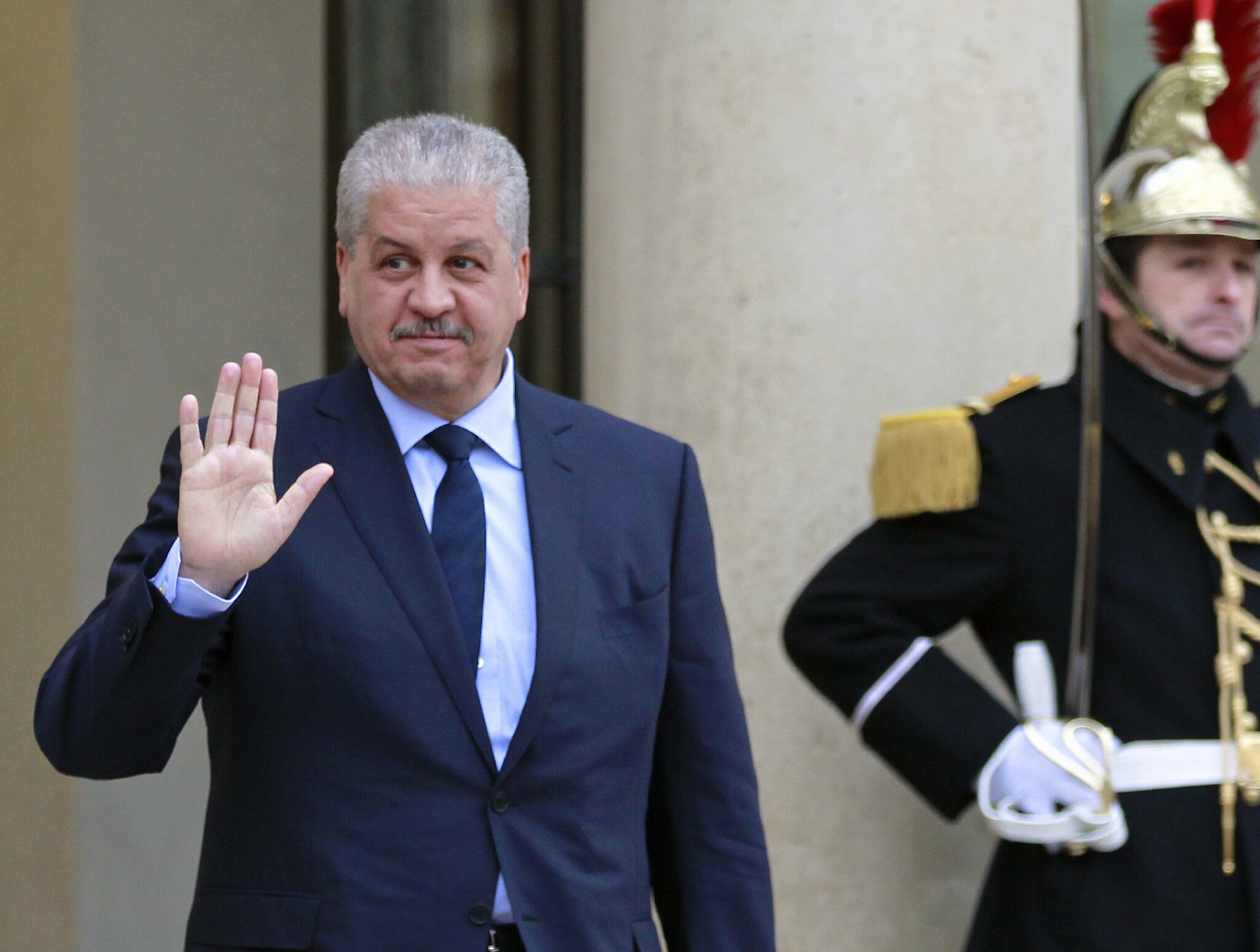 Algeria Jails Two Former Prime Ministers For Corruption