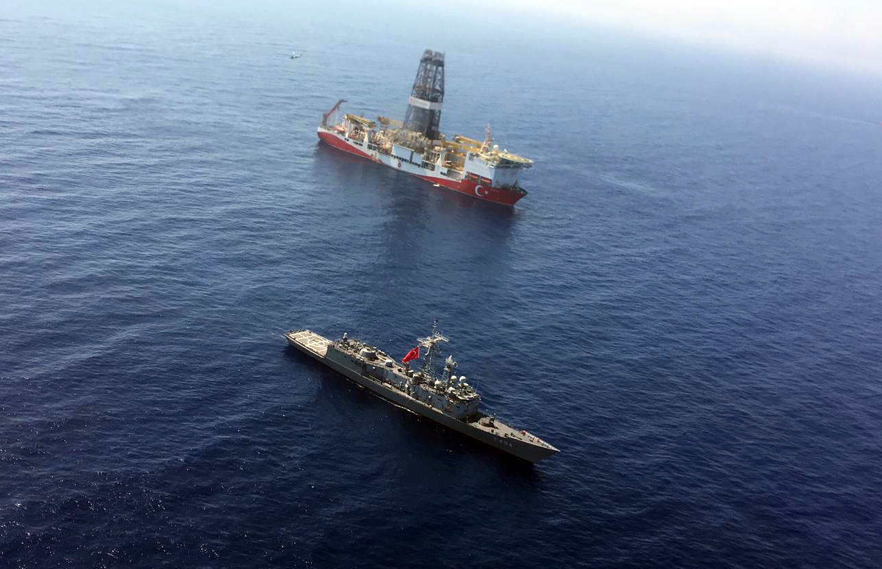 European Union urges Turkey to end renewed drilling in East Med