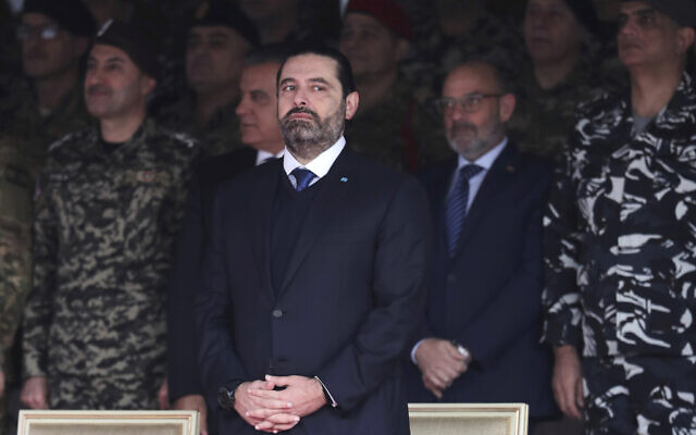 As violence spreads, Lebanese caretaker PM rules out staying in post