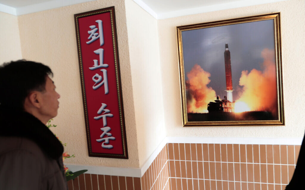 North Korea claims to carry out 'very important test' at rocket site