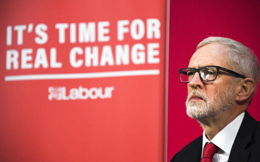 Massive leak debunks UK Labour's claim that it is dealing with anti-Semitism