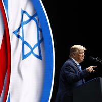 President Donald Trump speaks at the Israeli American Council National Summit in Hollywood, Florida, Saturday, Dec. 7, 2019. (AP/Patrick Semansky)