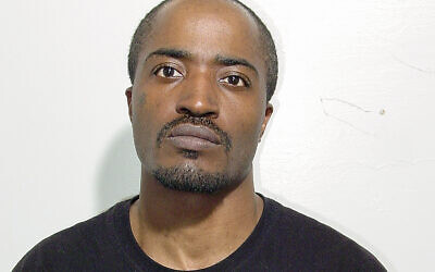 This April 24, 2011 photo provided by the Kent, Ohio Police Department shows David Anderson, one of two gunmen who killed four people in Jersey City, N.J. on December 10, 2019. (Kent Police Department via AP)