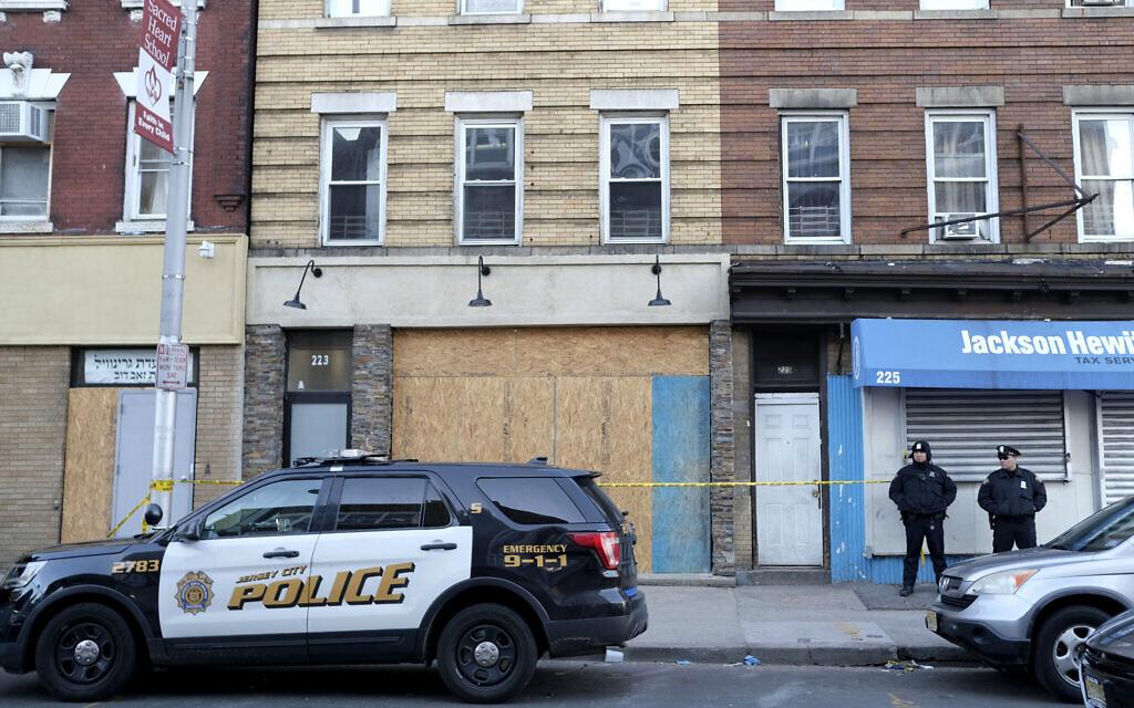 Jersey City mayor says gunmen wanted to target next door yeshiva with 50 kids
