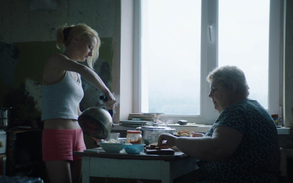 A still from 'Anna,' the third and latest film by Dekel Berenson. (Courtesy)