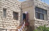 The Bakri House in Hebron. (Peace Now)