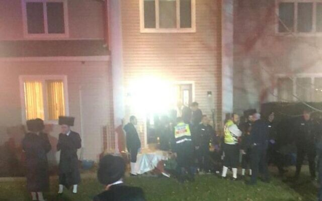 At least three people said stabbed in attack at Monsey Hannukkah lighting