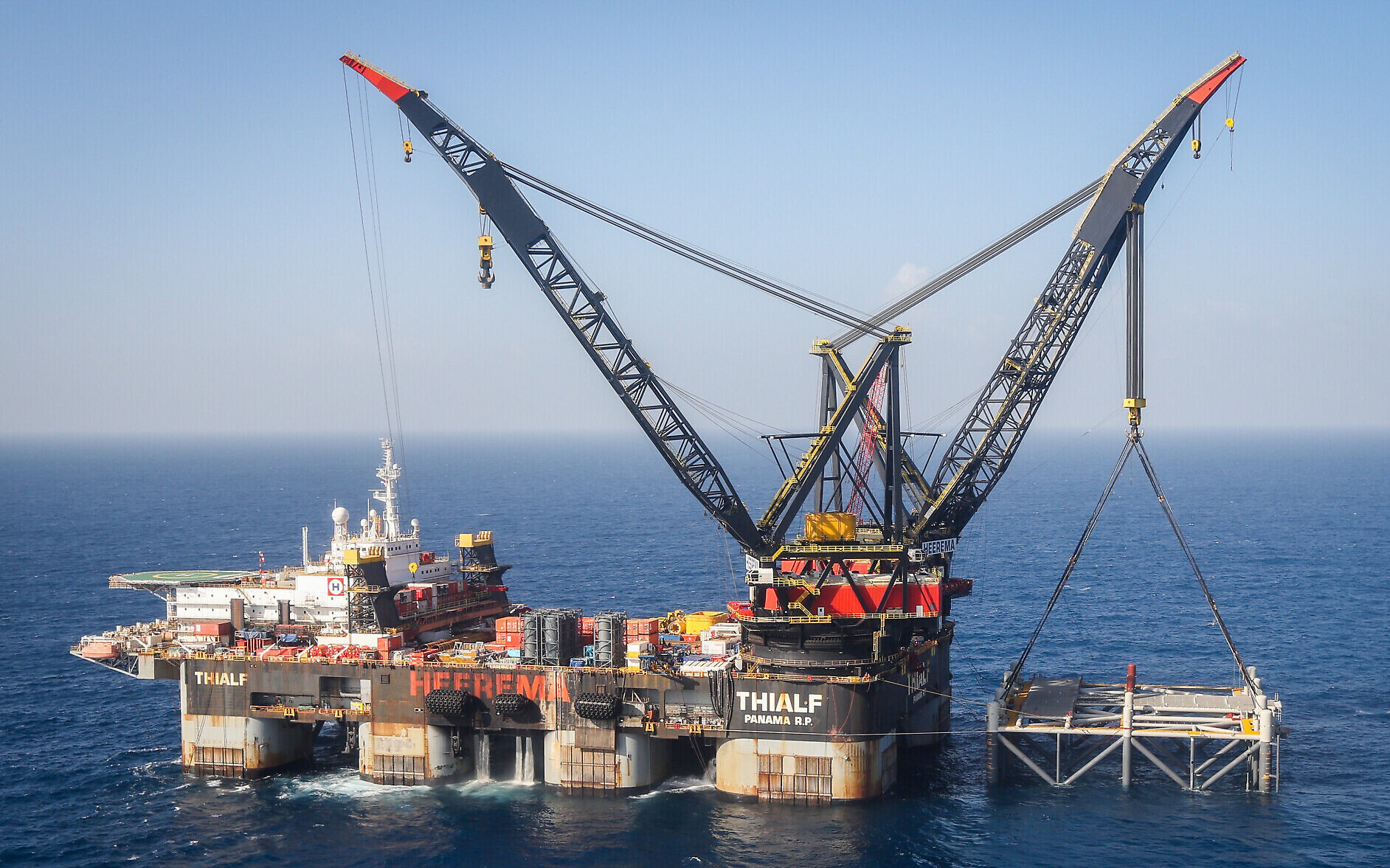 Following Similar Deal with Jordan, Israel Begins Exporting Natural Gas to Egypt