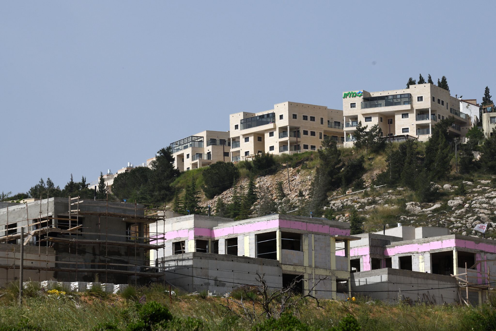Israel to advance plans for over 2,000 new settlement homes ... on elizabeth homes plans, ryan homes plans, victoria homes plans, jordan homes plans,