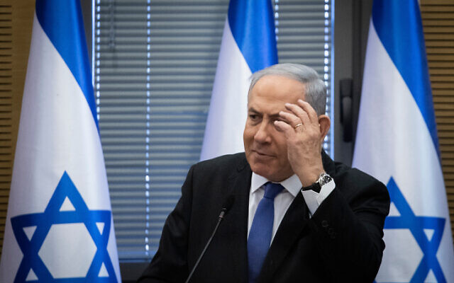 Netanyahu said to praise Jewish Home merger with extremist party