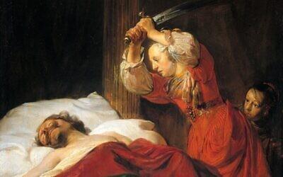 'Judith and Holofernes,' 1605, by Jan de Bray. (Public domain)
