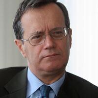 Marc Perrin de Brichambaut. (Mikhail Evstafiev / Wikipedia)
