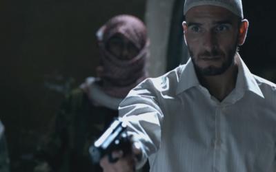 An image from 'Prisoners of War' ('Hatufim'), the basis for the US program, 'Homeland' (YouTube screenshot)