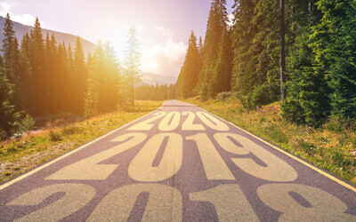 Illustrative image of the end of the year and the past decade (DaLiu iStock by Getty Images)