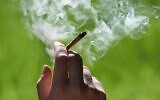Illustrative image of someone smoking cannabis (Tunatura; iStock by Getty Images)