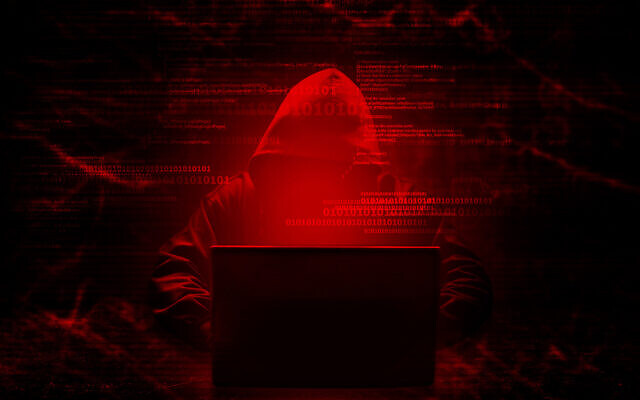 A computer programmer hacking a secure system. (releon8211 via iStock)