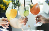 Illustrative. A toast, with cocktails (Mariha-kitchen; iStock by Getty Images)