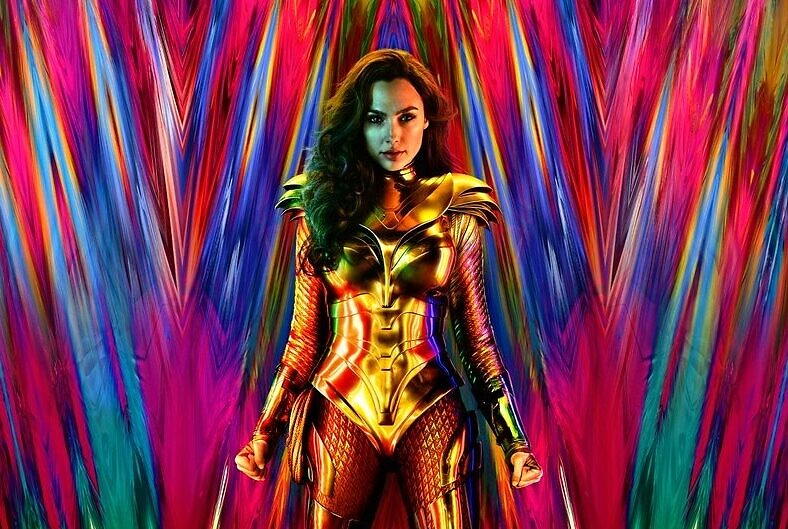 Wonder Woman's New Golden Eagle Armor Looks Totally Badass