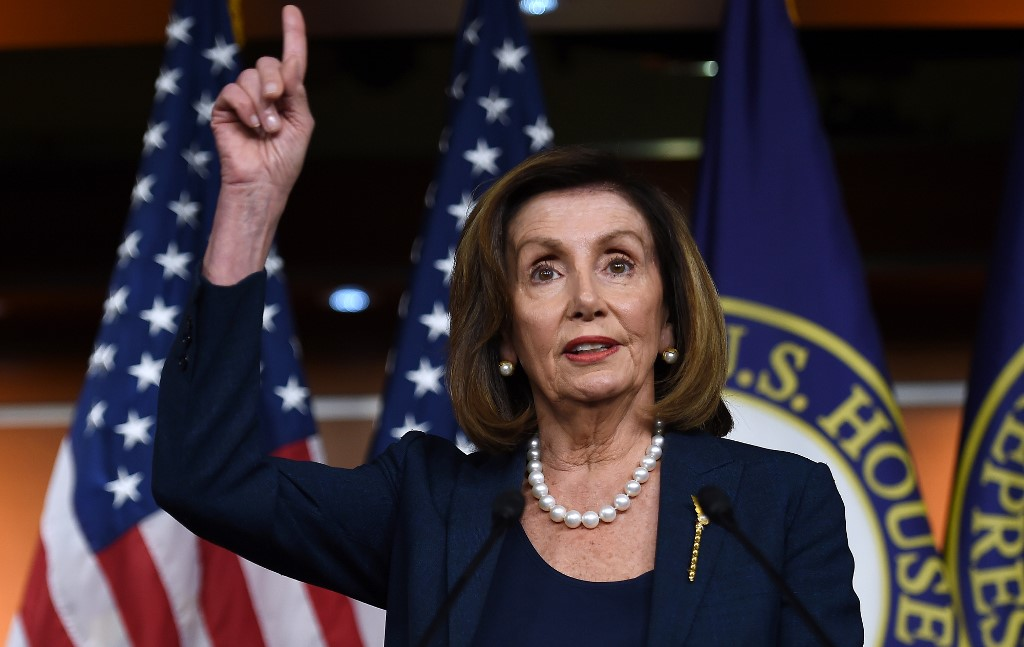 who is speaker of the house 2020