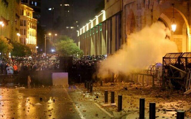 Lebanon announces new government amid citizen protests