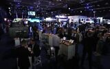 Attendees at the Cybertech 2020 conference held in Tel Aviv on Jan. 28-30 (Cybertech)