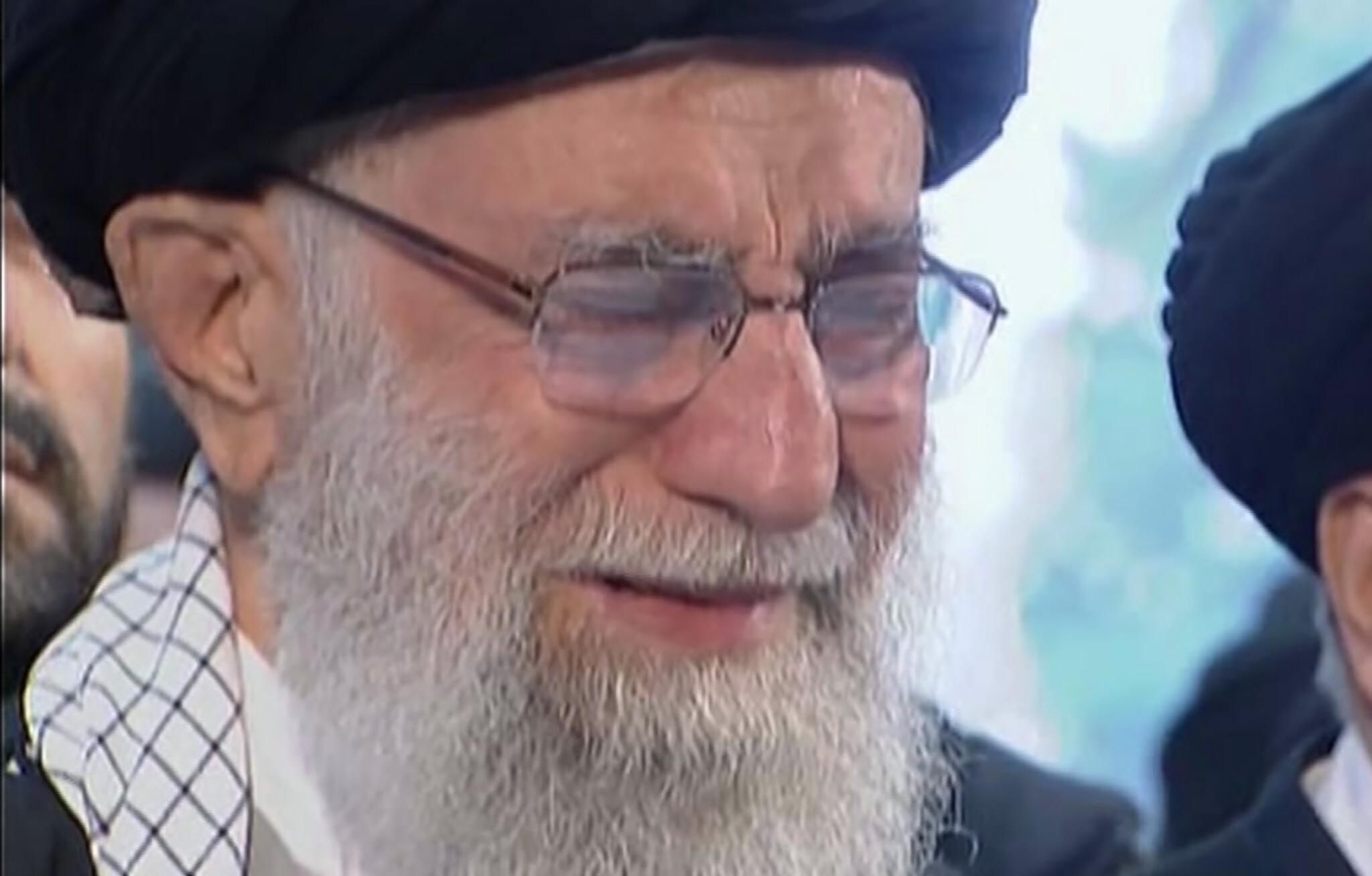 """Risultato immagini per Ali Khamenei"""""""