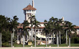 This Nov. 21, 2016, file photo, shows the Mar-a-Lago resort owned by President-elect Donald Trump in Palm Beach, Fla.(AP Photo/Lynne Sladky)