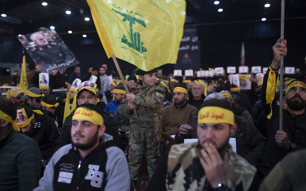 By huge majority, Czech parliament calls for outlawing Hezbollah in its entirety