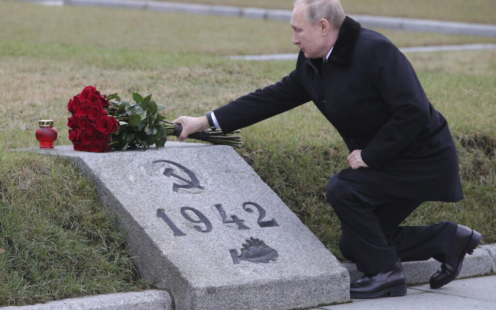 In WWII dispute with Russia, Poland notes 'atrocities' done by Soviet Union