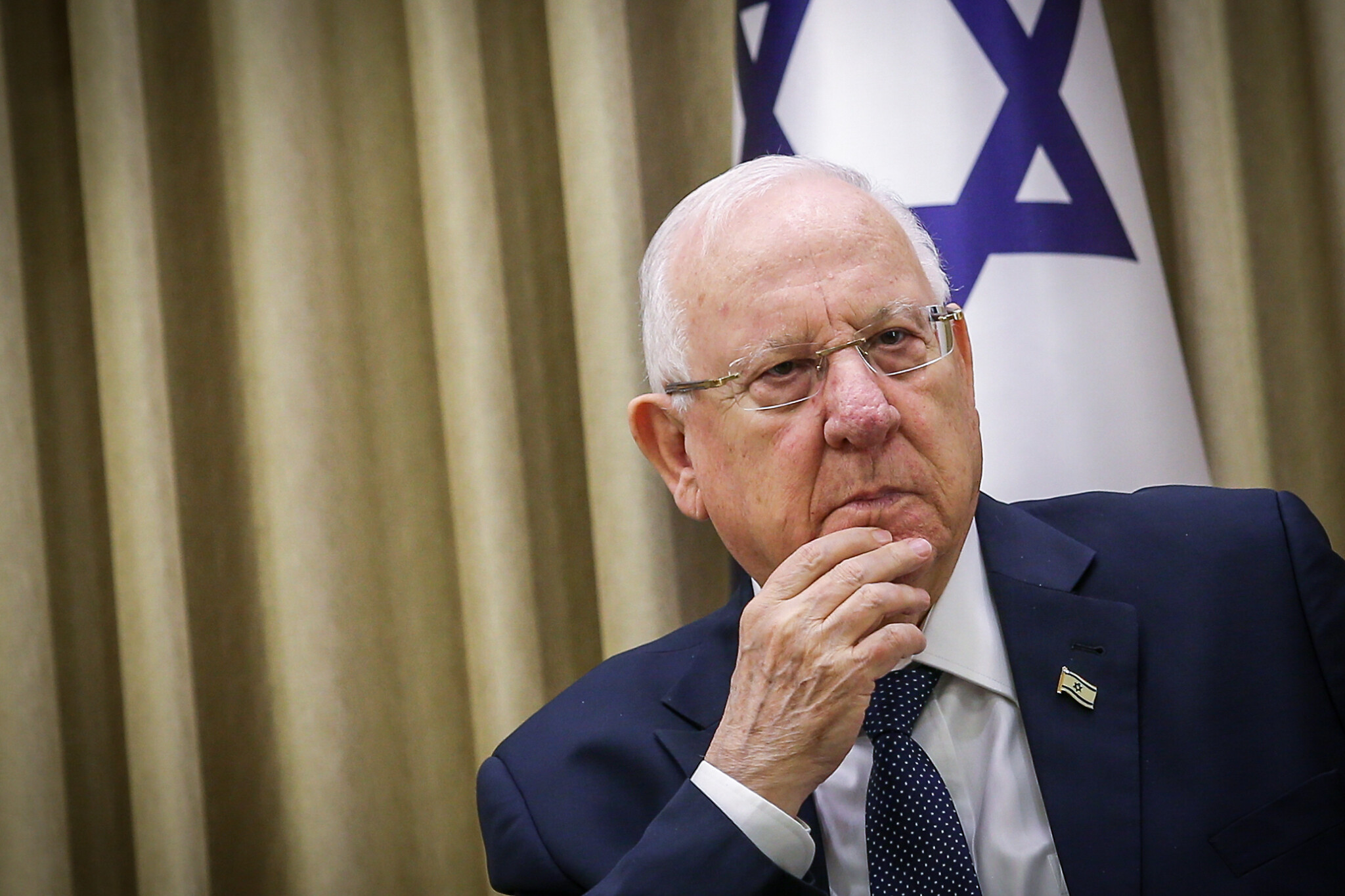 Rivlin gives Knesset 21 days to agree on the PM it wants, or go to new  election | The Times of Israel