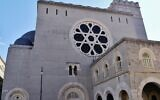 The main synagogue in the northeast Italian city of Trieste (CC BY-SA Zacqary Adam Xeper/Wikimedia Commons)