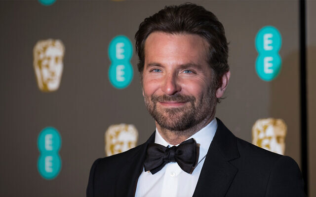 Bradley Cooper poses for photographers upon arrival at the BAFTA Film Awards in London, Feb. 10, 2019. (Vianney Le Caer/Invision/AP)