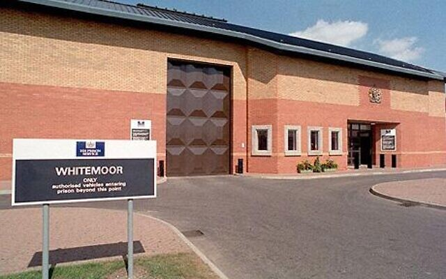 Whitemoor high security prison (Wikimedia commons)