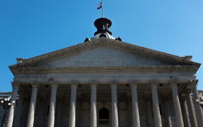 A view of the South Carolina State House in Columbia. (Epics/Getty Images)