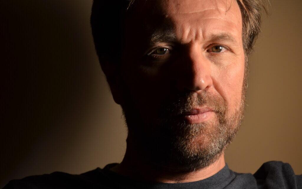 Jorge Gurvich, the Argentinian-Israeli director of the 2018 film 'Back to Maracana.' (Courtesy)