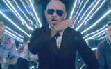 An image from the music video for 'Further Up,' a single by Israeli duo Static & Ben El featuring US rapper Pitbull, released January 10, 2020. (Screenshot: YouTube)