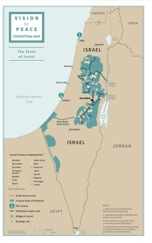 """Netanyahu pede que chefes de colonos apoiem plano """"histórico"""" da Cisjordânia"""