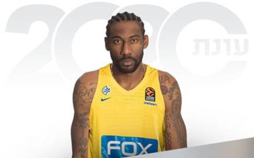 Amar'e Stoudemire signs with Maccabi Tel Aviv, shocking fans and his former team
