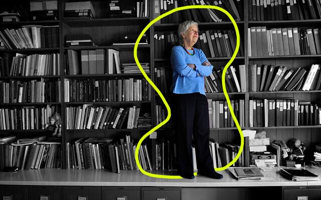 An American facility in Chile will honor Vera Rubin. (The Washington Post/Contributor via Getty Images via JTA)
