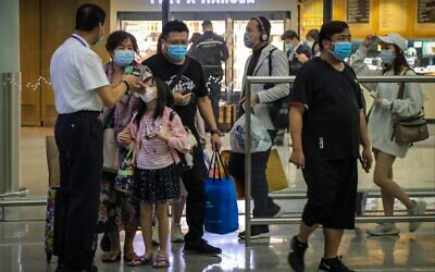 Israel Deports Over 1500 South Koreans Over Coronavirus Scare