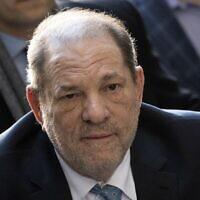 Harvey Weinstein arrives at the Manhattan Criminal Court, on February 24, 2020 in New York City (Johannes EISELE / AFP)